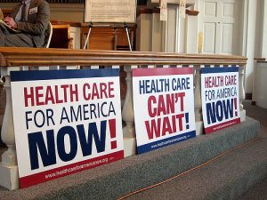 New Health Care Bill On Americans