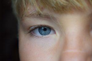 childrens eye