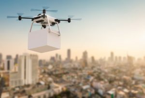 medical innovation delivery drones