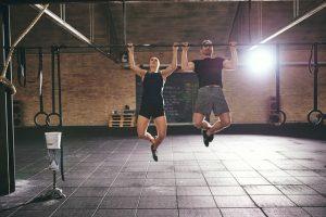 lifting their full body